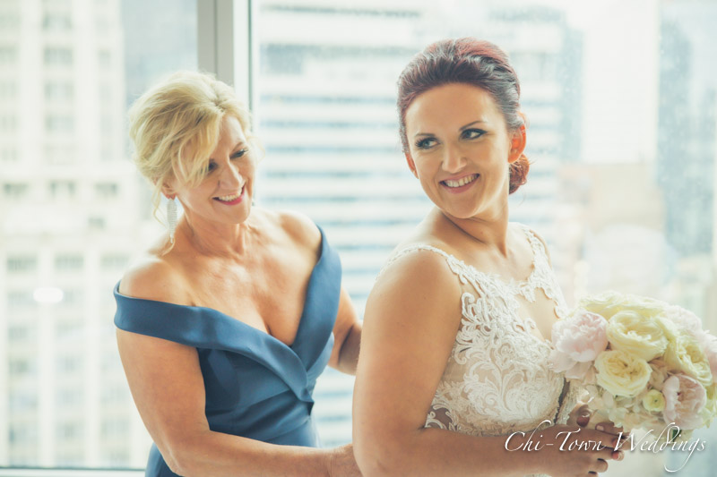 www.Chi-Town-Weddings.com Brides maids