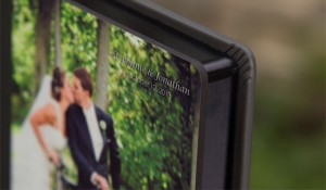 RRG Weddings Ultra Premium Album gilded pages